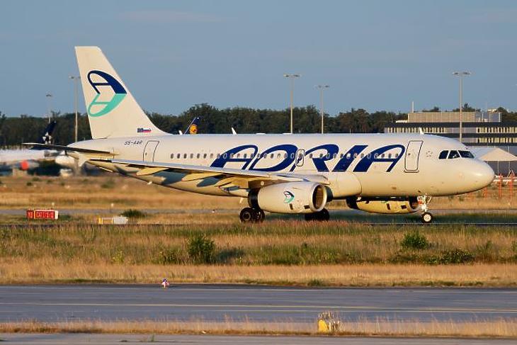 Csődben a szlovén légitársaság