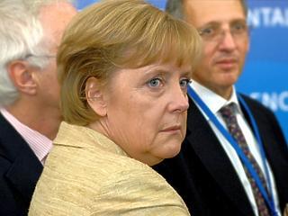 Merkelnek van egy terve, hogyan oldaná meg a német válságot