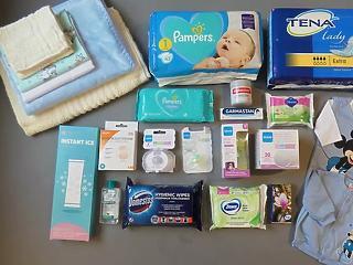 Praktikus megoldás szülés után - összeállított kórházi csomagok