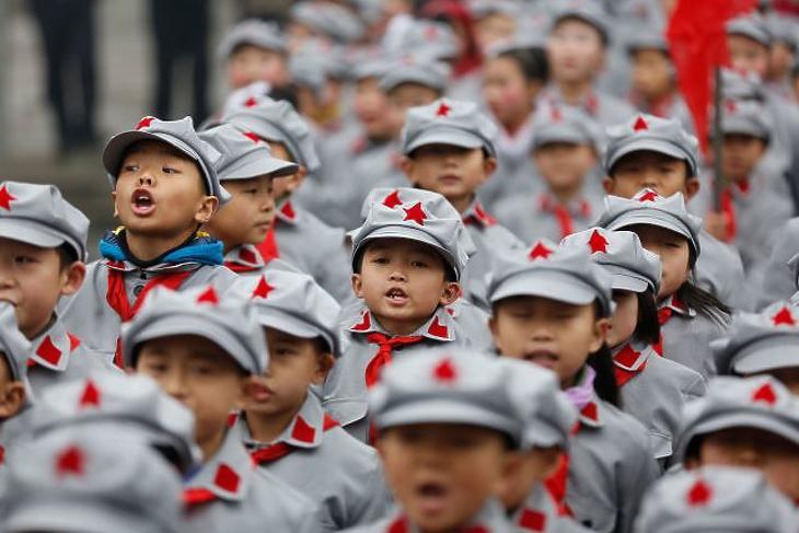 70 éves a népi Kína - Hongkong is ünnepel, persze a maga módján
