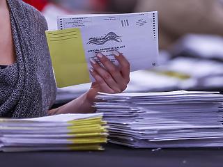 Átnyúltak a feje felett, lemondott az USA választási csalásokat vizsgáló vezető ügyésze