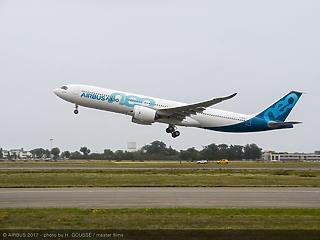 Szárnyal az Airbus