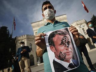 Erdogan és Macron dühös párviadala – mik az indítékok?