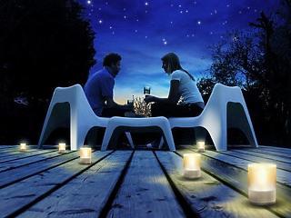 Kreatív és ötletes megoldások dekorációs világítások által