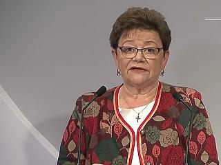 Müller Cecília bemondta: folytatjuk az AstreZeneca beadását,  mindjárt jöhet 81 ezer Jansen vakcina