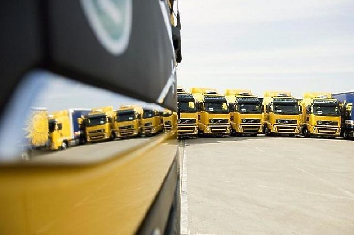 Waberer's kamionok. Illusztráció. (Fotó: MTI)