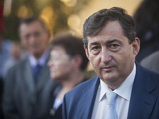 Újabb milliárdos munkát nyert Pakson Mészáros Lőrinc cége