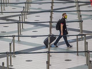 50 százalékkal kevesebb külföldi érkezett Magyarországra a harmadik negyedévben, mint tavaly