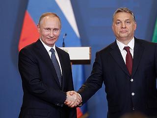 Idén is jön Magyarországra Putyin