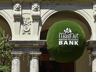 19 millió forint büntetőpénzt fizethet a Magnetbank