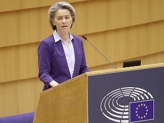 Von der Leyen: az EU és az Egyesült Államok nem fogják a múlt hibáit újra elkövetni a gazdaság területén