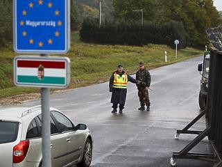 Csak végső esetben lehetne határellenőrzés a schengeni zónán belül