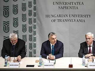 Orbán szerint ez a legfontosabb kérdés az EP-választáson