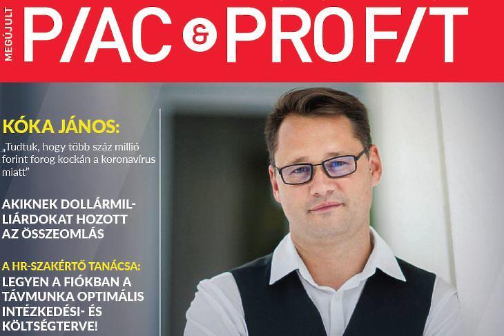 Jakab Ferenc: ez nagyon komoly vírus – megjelent a Piac és Profit!