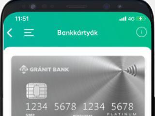 Újdonsággal rukkolt elő a Gránit Bank