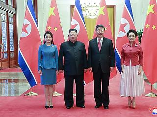 Kína nagy ígéretet tett a húzódzkodó diktátornak