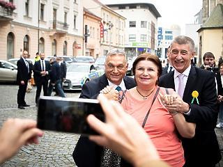 Megbukott Orbán Viktor cseh szövetségese