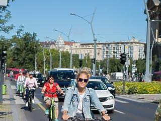 Budapesti kerékpársávok: jut is, marad is