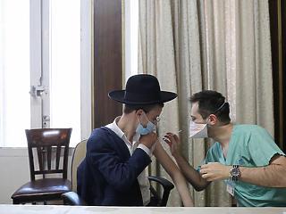 Hirtelen megugrott a gépi lélegeztetésre szorulók száma Izraelben