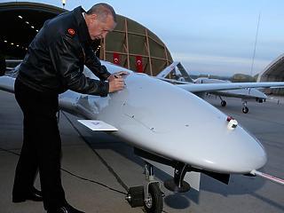 A török drónok rommá verték Putyin légvédelmét