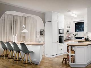 Az álomkonyhánk most közelebb van, mint gondolnánk – itt vannak a konyhafelújítási támogatás részletei