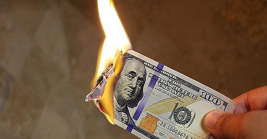 dollár kereskedelmet folytatni)
