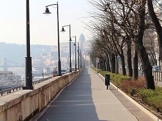 A nap képe: így néz ki az új budapesti szellemsétány