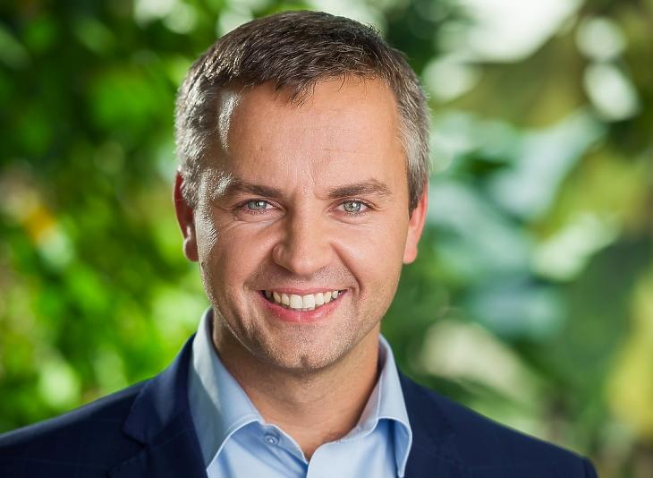 Peter Gazik, a Telenor Magyarország új vezérigazgatója