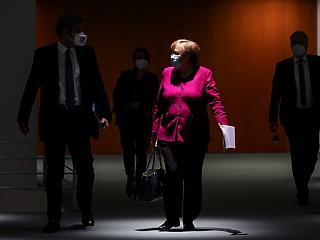 Itt a bejelentés: kiderült, ki lehet Angela Merkel utóda