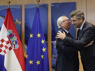 Schengeni bővítés: megvétózza-e Szlovénia a horvátok felvételét?