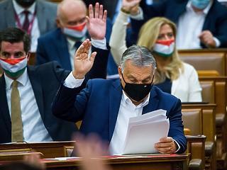 Orbán Viktor: a magyar kormány megvétózza az EU-büdzsét