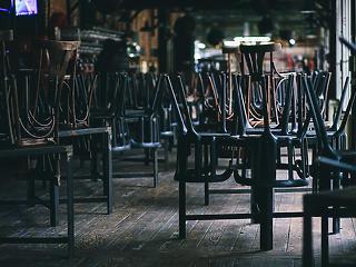 Pénteken nyithatnak az éttermek belső részei Budapesten