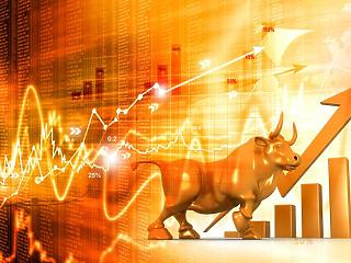 Úgy veszik a részvényeket, mintha nem lenne holnap