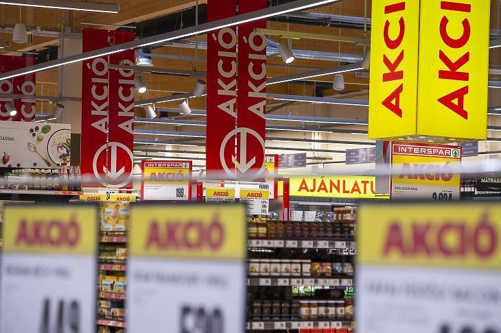 Rosszul indul az év: újabb csúcsra emelkedtek az élelmiszerárak