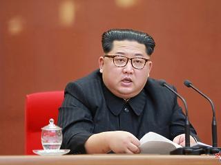 Kim Dzsongun: igen, figyelmeztetés volt a keddi rakétateszt