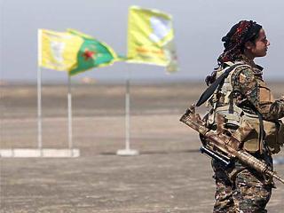 Nem várt támogatóra leltek a kurdok a török háborúban