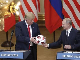 Trump és Putyin leül tárgyalni a nukleáris rakétékról