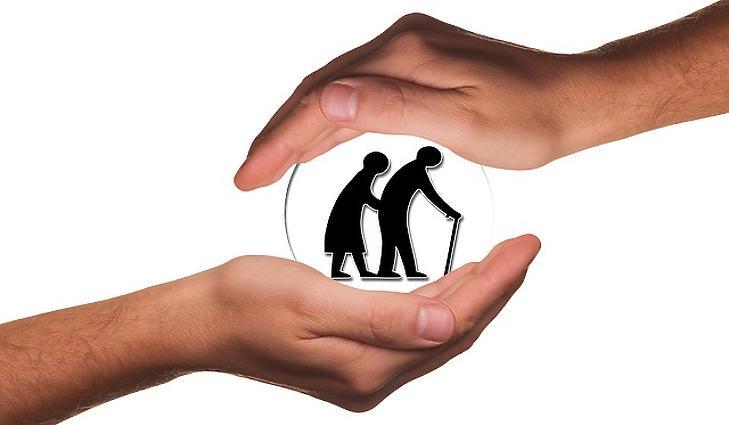 Nagyon lassú az idős otthonok tilalmainak feloldása. Fotó: Pixabay