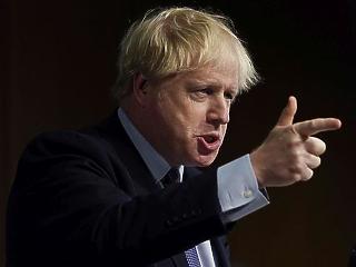 Covid: fontos bejelentést tett Boris Johnson