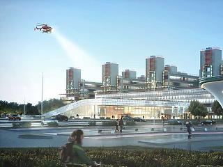 Jönnek a szuper kórházak Magyarországon? - interjú egy vezető építész tervezővel