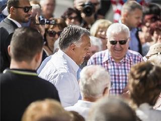 Orbán levelet írt a nyugdíjasoknak
