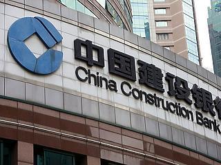 Újabb kínai nagybank veszi be az országot