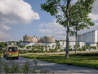 Több mint 8 milliárdért tervezik a szuperkórházat