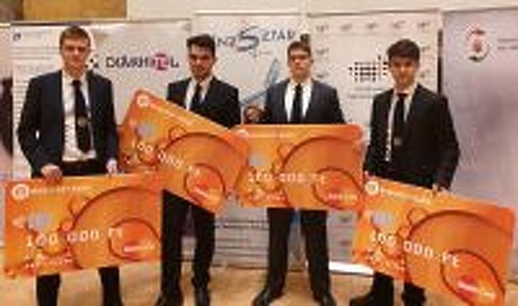 Pécsi gimnazisták lettek az idei PénzSztárok