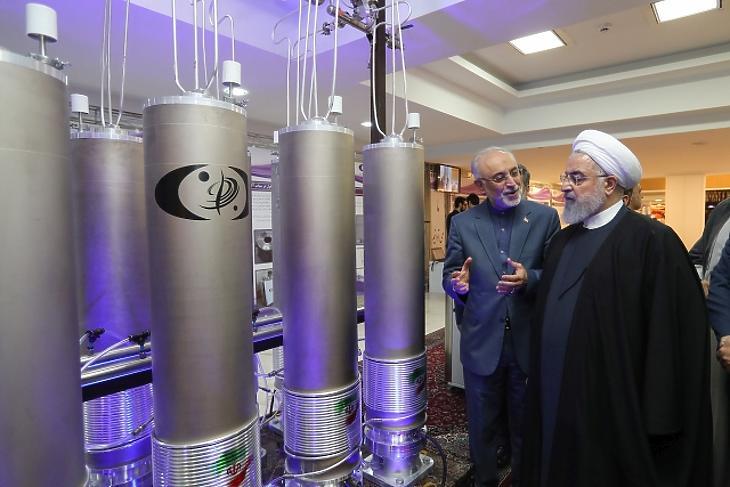 Perzsa atom – a birodalom visszavág?