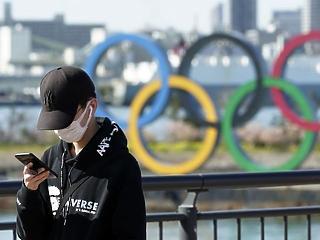 Zsinórban második nap regisztráltak újabb fertőzési rekordot az olimpián