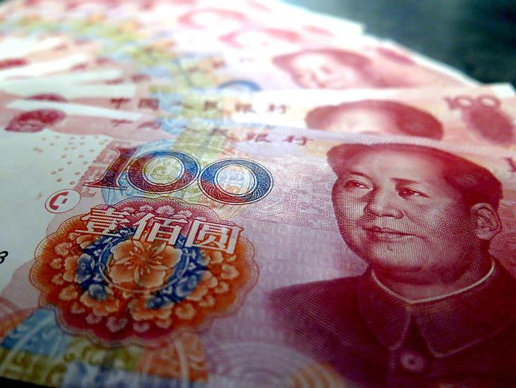 Kevesebb jüan kelt útra eddig (fotó: pixabay.com)