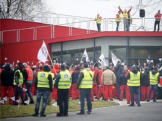 Ingolstadtot is megbénította a győri Audi sztrájkja