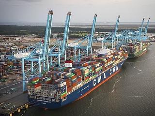 A klímaváltozás a kikötőknek is betesz - újra kell tervezni őket