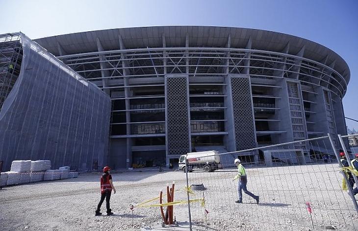 Összesen 50 munkás építette tavaly a Puskás Arénát